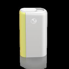 glo™ HYPER PLUS белый с желтой панелью