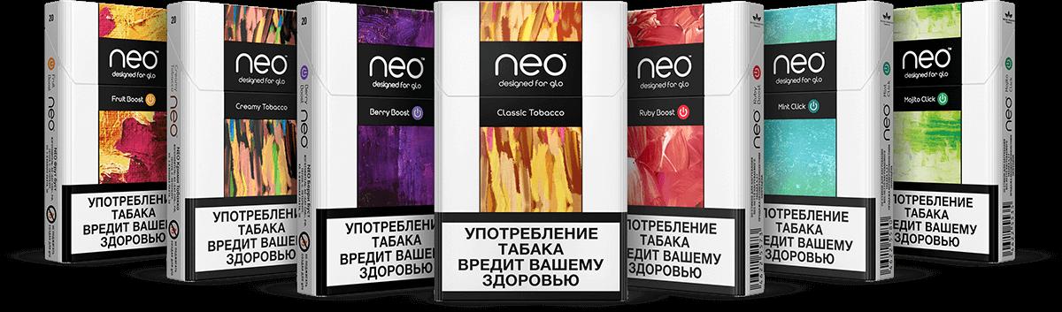 новые стики neo