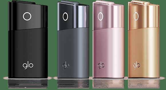 Устройства нагревания табака glo™ в эффектных тонах