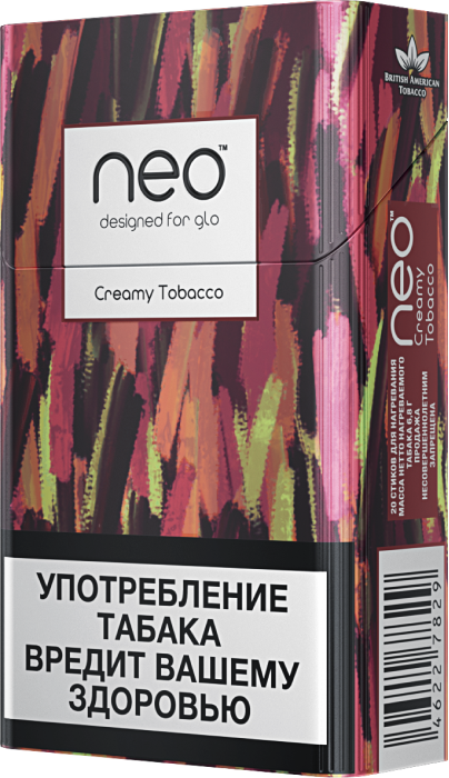 neo™ Деми<br>Крими Тобакко<sup>2</sup>